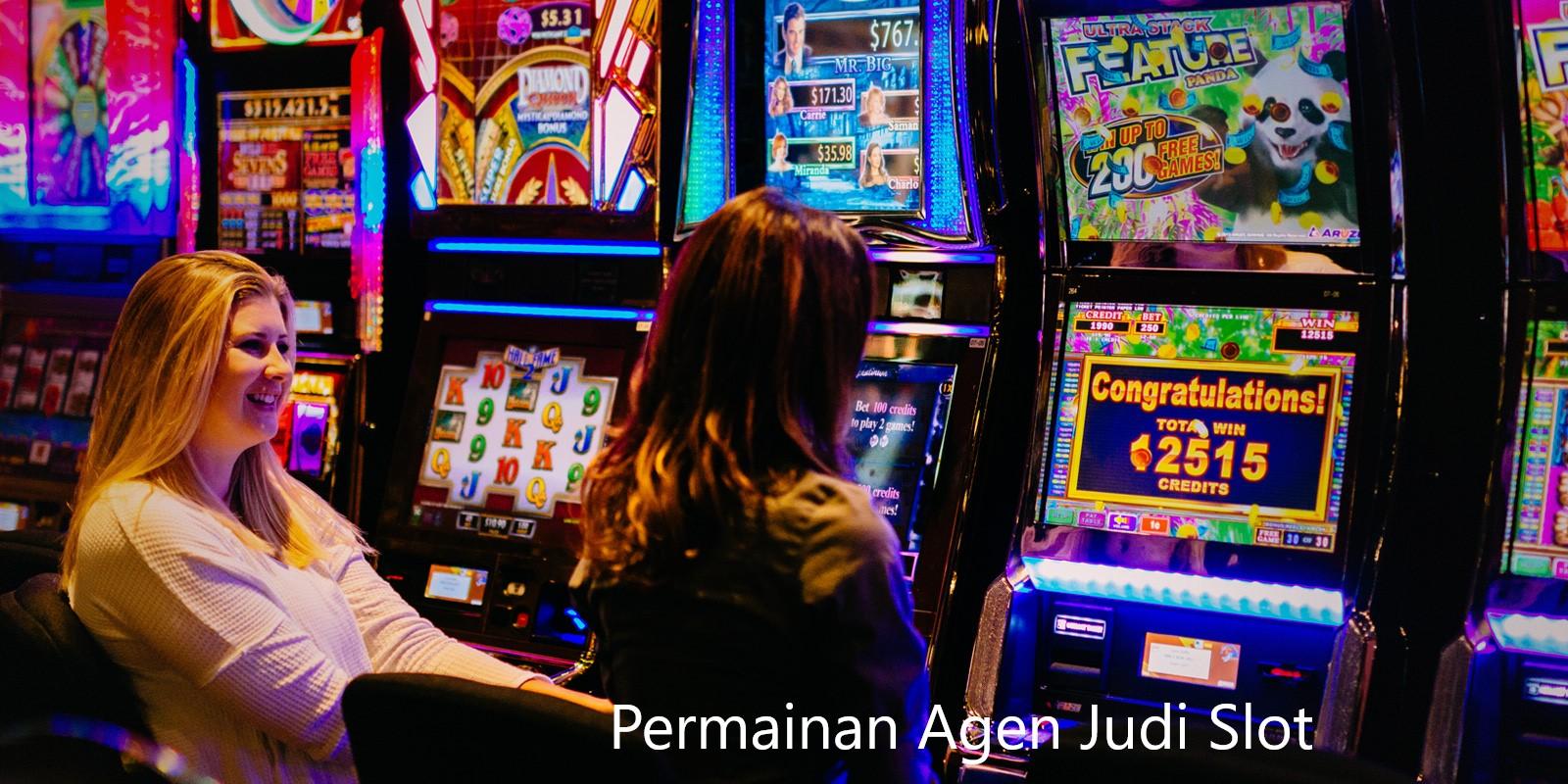 Main Taruhan Slot Online