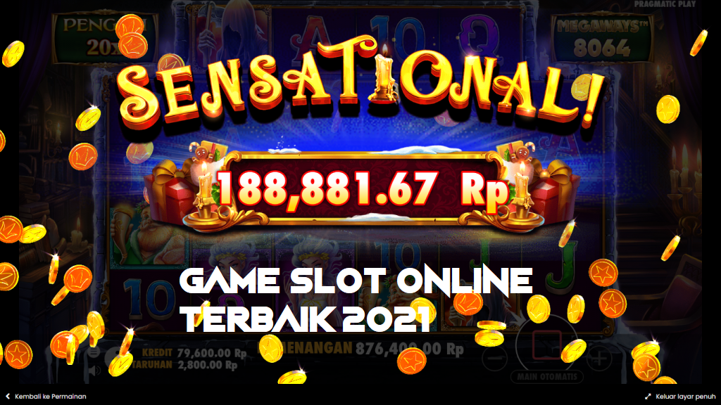 Game Slot Online Terbaru 2021